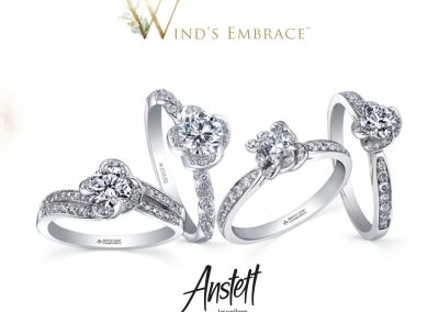 Anstett Maple Leaf Diamonds